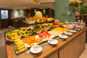 Buffet Café frutas